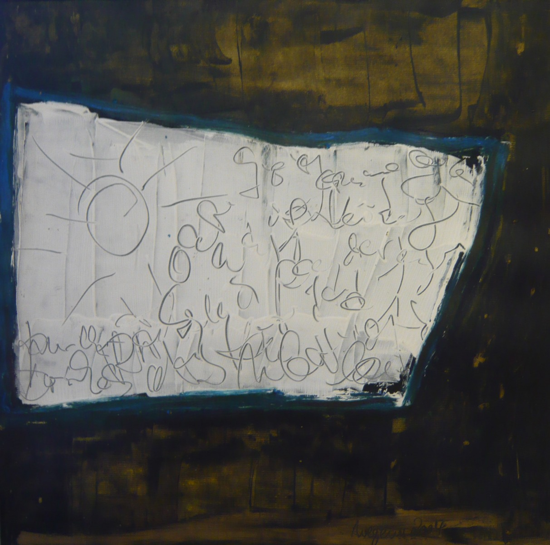 Quadrat 2. Serie / XXXIII