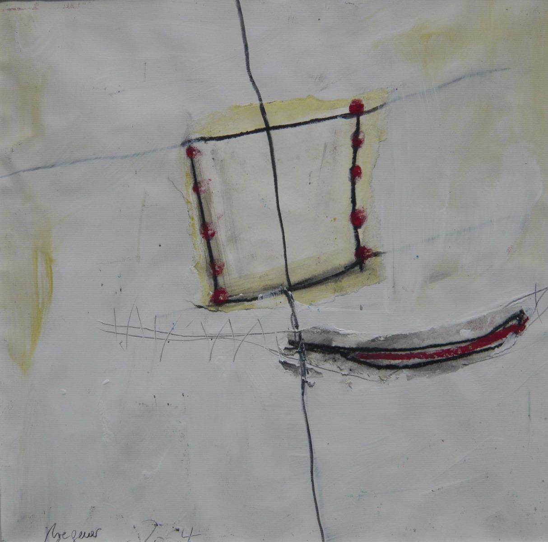 Quadrat 2. Serie / XXVIII
