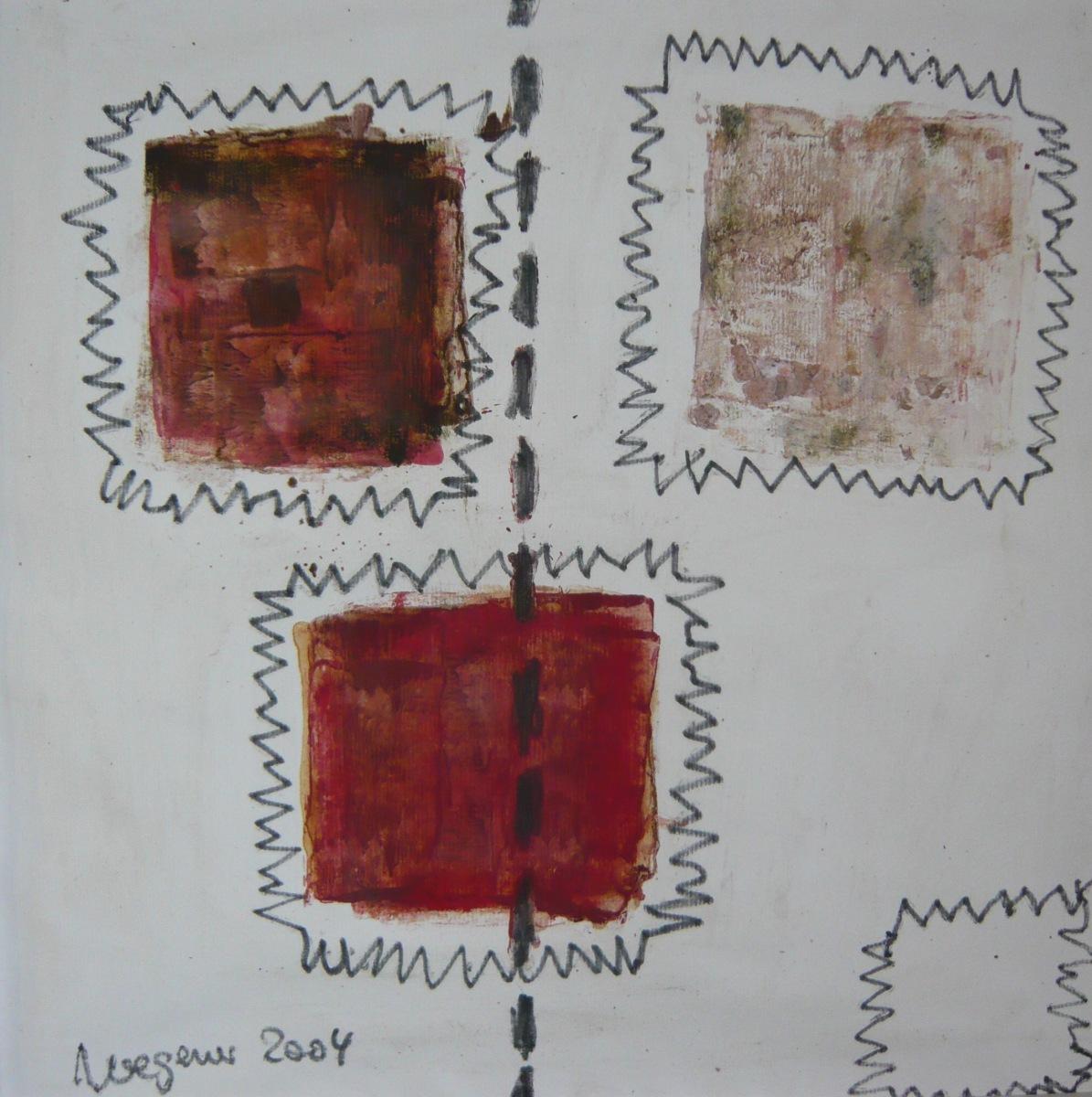 Quadrat 2. Serie /  LVIII