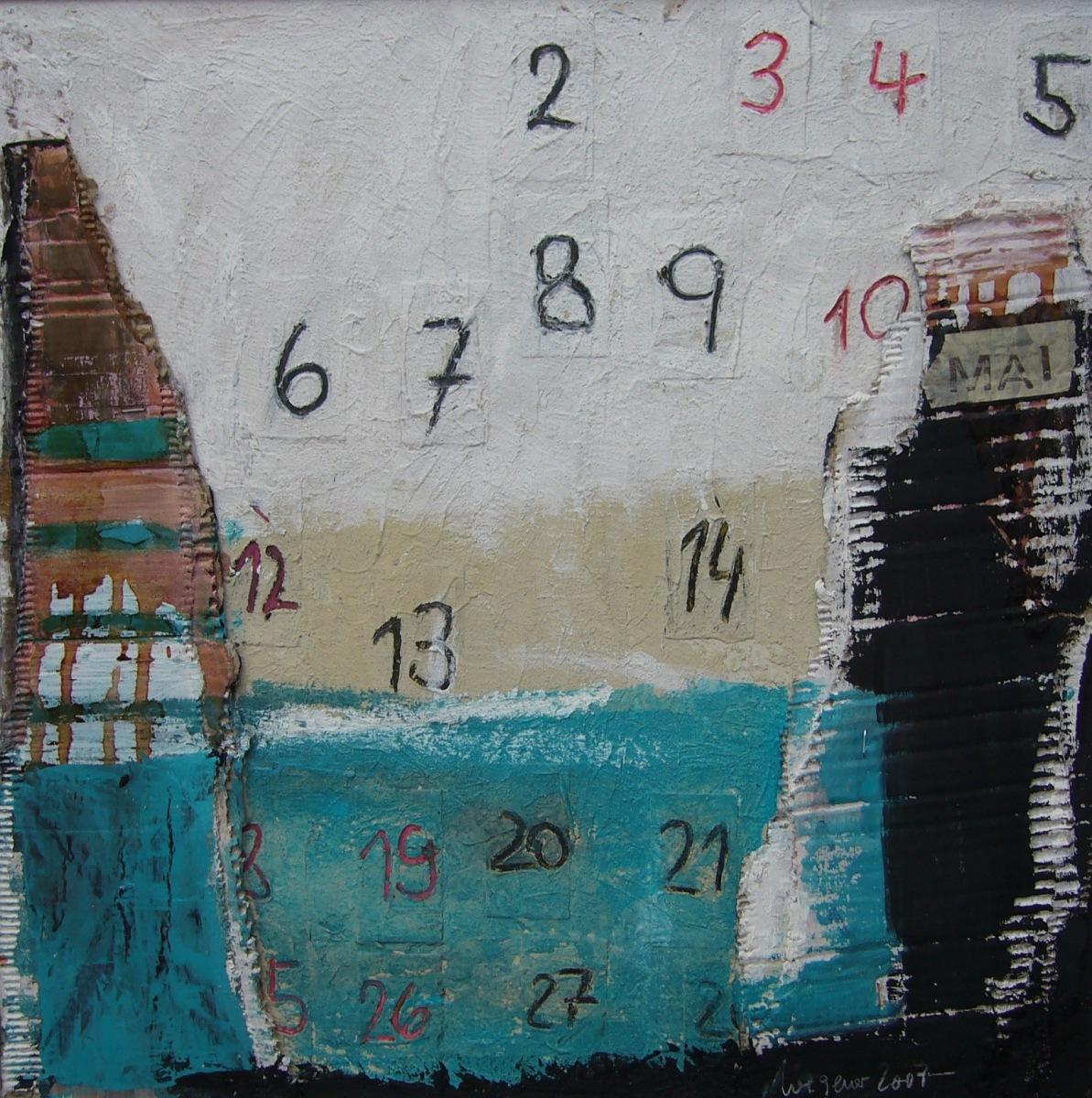 Kalendarium V -Mai 2008