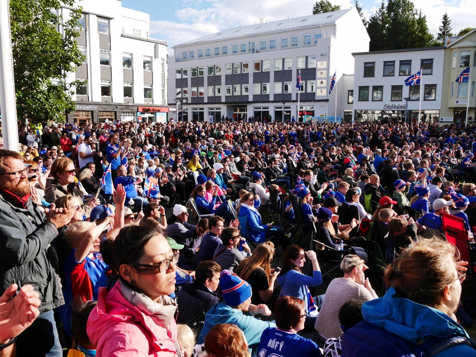 WM 2016 Akureyri