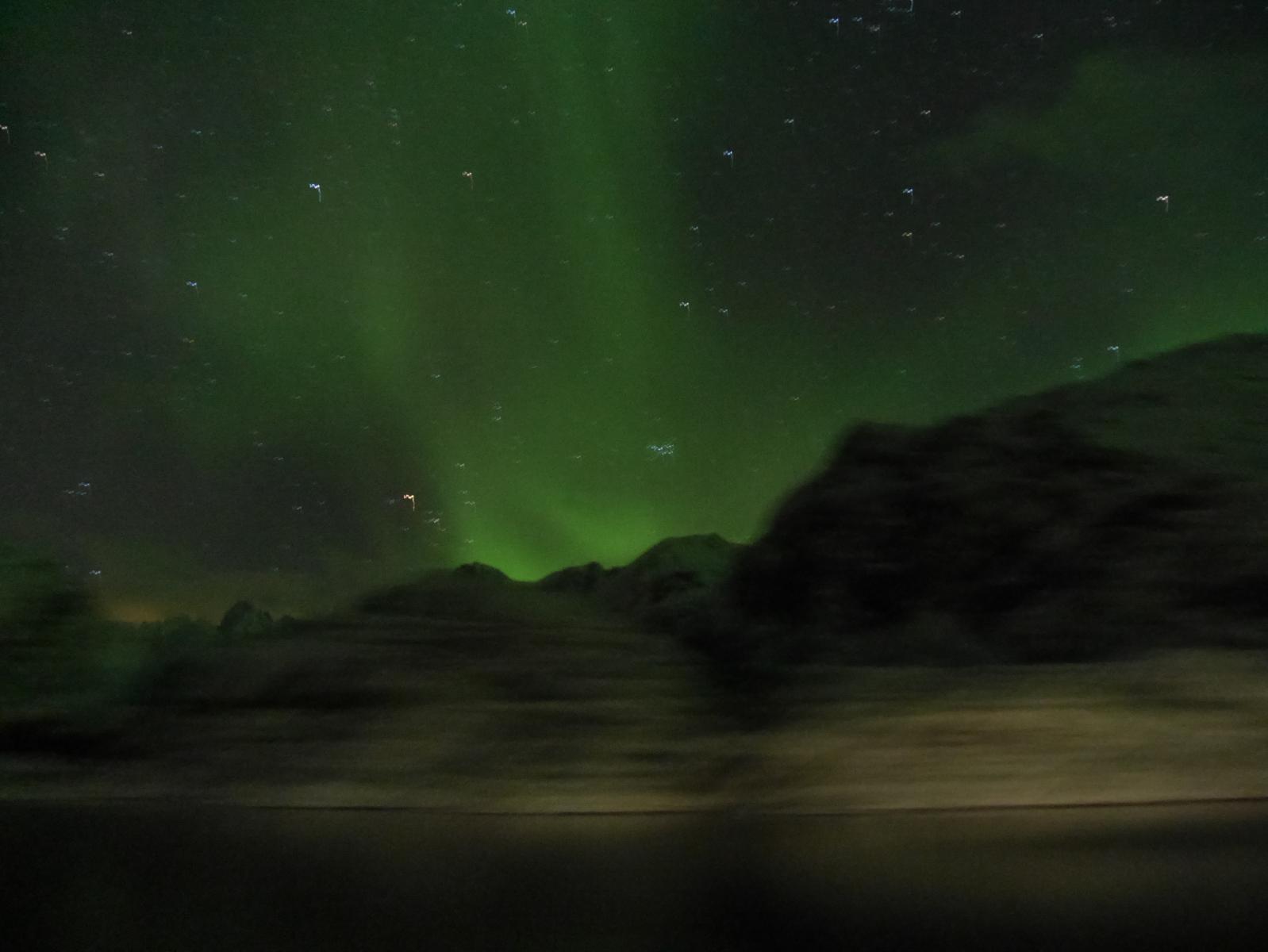 Polarlichter IV