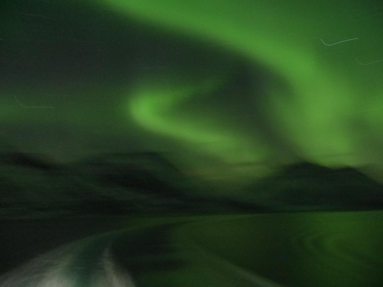 Polarlichter VI