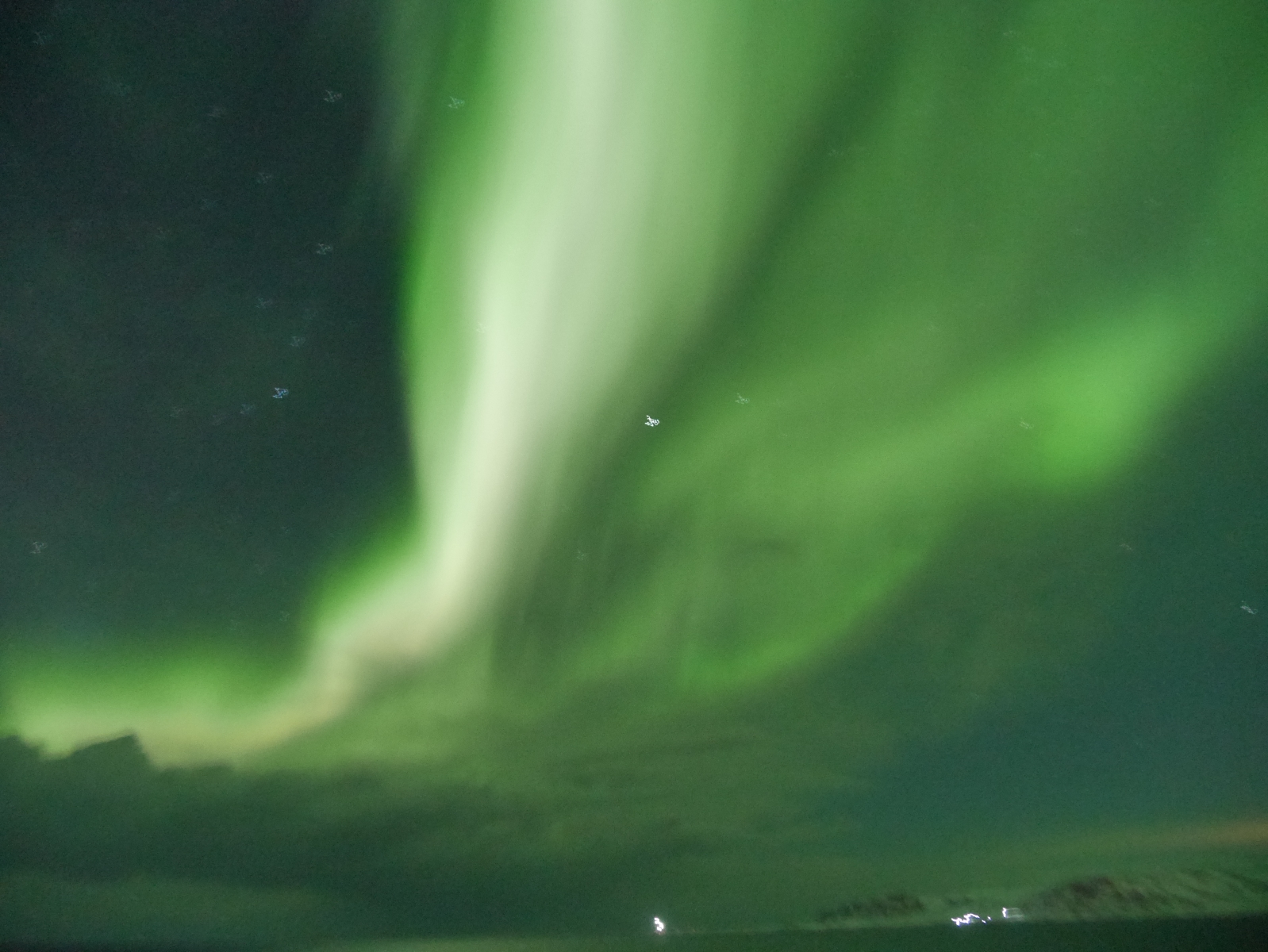 Polarlichter VII