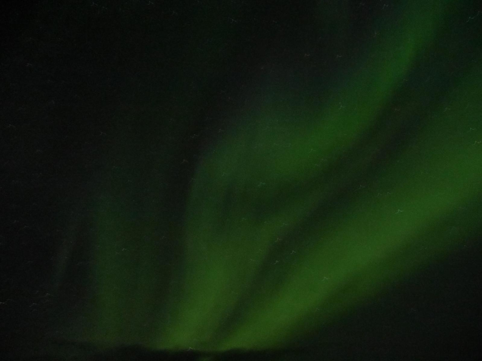 Polarlichter VIII