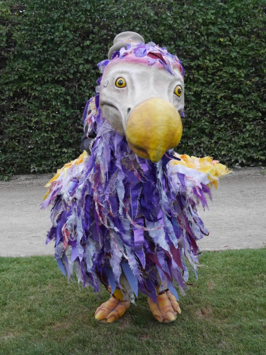 Auch der als ausgestorben geglaubte Dodo kann hier noch einmal in Augenschein genommen werden.